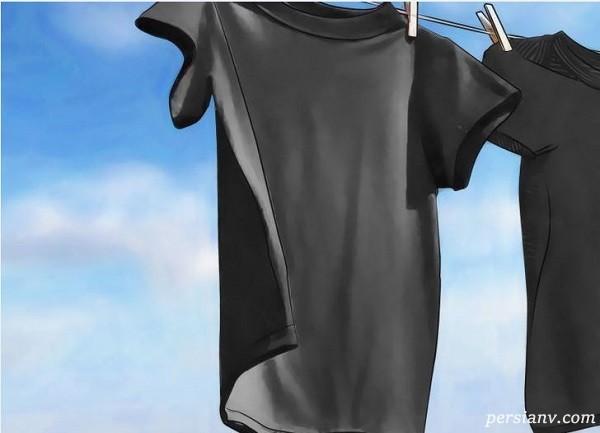 ۳۲ لکه لباس را اینگونه پاک کنید