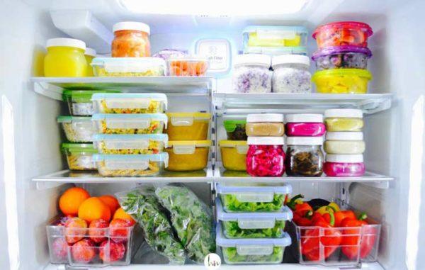 نکاتی درباره یخ زدایی مواد غذایی