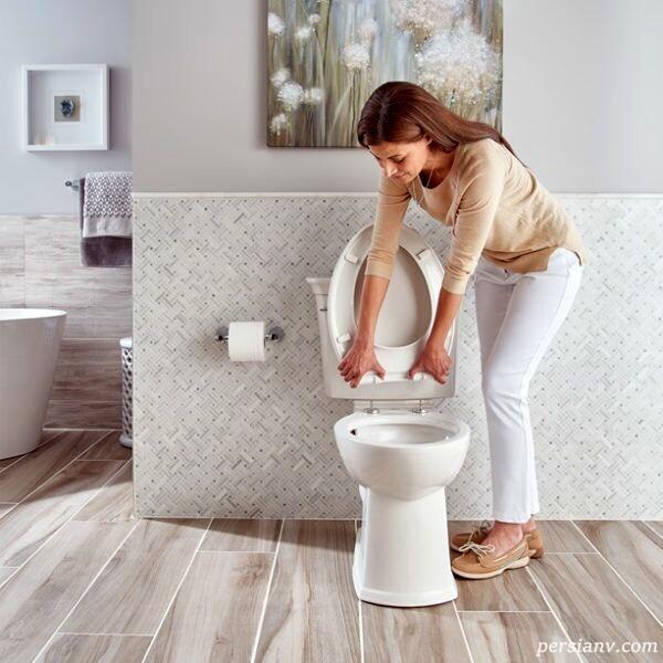 تمیزی سرویس بهداشتی