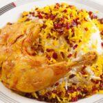 روش تهیه زرشک پلو با مرغ و ۱۲ راز خوشمزهتر شدن آن