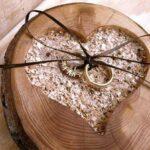 راههایی برای درست کردن جای حلقه نامزدی در خانه