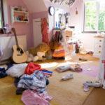 چگونه شلختگی را در خانه مان از بین ببریم؟