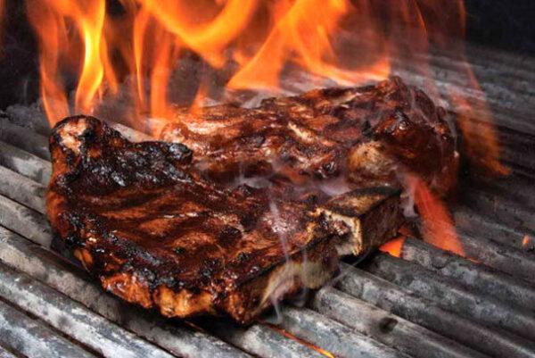 با گوشت سوخته چه کنیم
