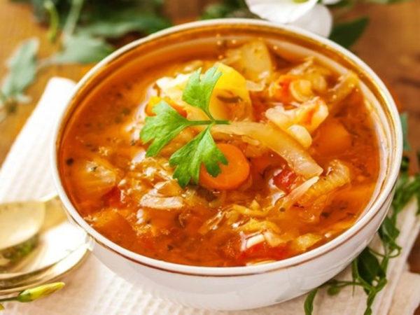 گرفتن چربی سوپ