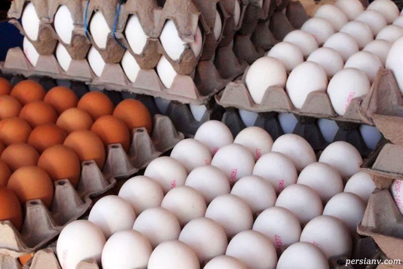روش نگهداری تخم مرغ