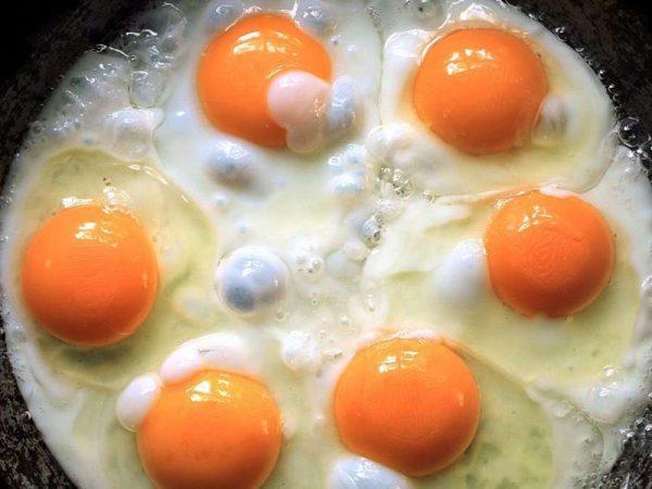 روش نگهداری طولانی مدت تخم مرغ
