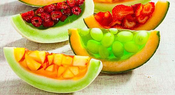 تزیین انواع میوه
