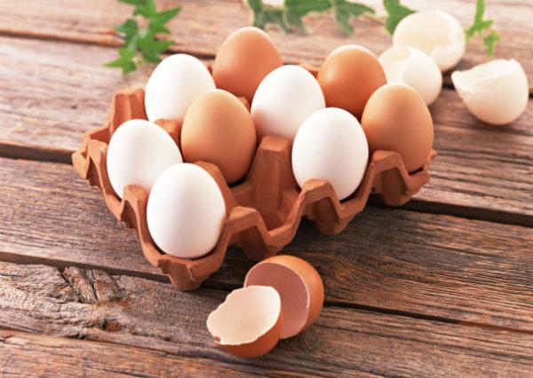 نحوه تمیز کردن و نگهداری تخم مرغ