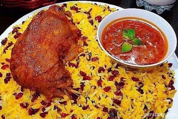 ۱۰ راز یک زرشک پلو با مرغ خوش طعم که سرآشپزها نمی گویند
