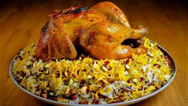 راز زرشک پلو با مرغ خوشمزه