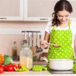 نکته های متفاوت در آشپزی