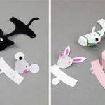 آموزش تصویری درست کردن عروسک انگشتی
