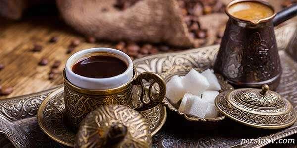 طرز تهیه قهوه ترک، از دم کردن تا نحوه سرو