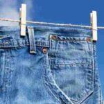 شلوار جین خود را نشویید