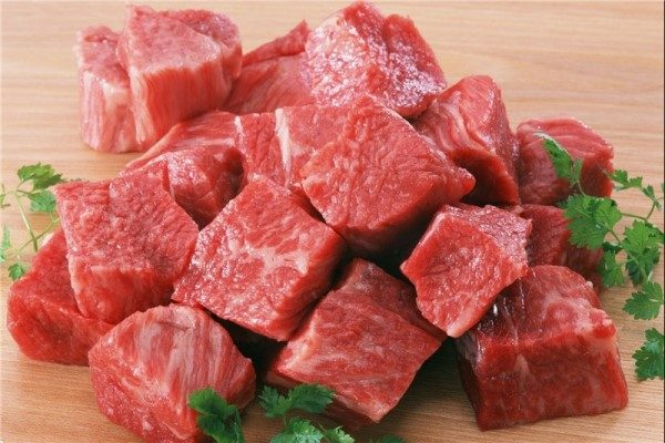 پختن سریع گوشت
