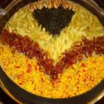 ایده هایی برای تزیین حلیم بادمجان ماه رمضان