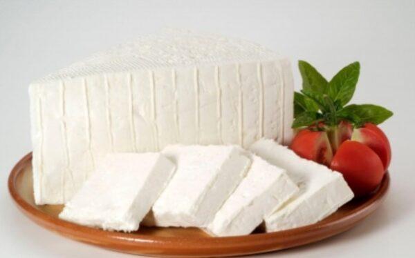 گرفتن شوری پنیر