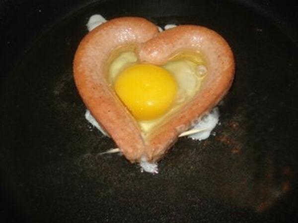 سوسیس قلبی
