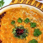 تکنیک های برای خوش طعم شدن سوپ برای شب های پاییزی