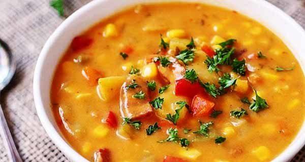 خوش طعم شدن سوپ