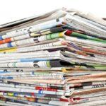 کاربرد روزنامه باطله در خانه داری