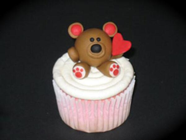 ایده هایی مخصوص تزیین کاپ کیک