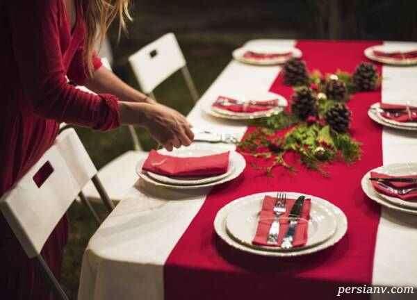 ۳۴ نکته برای یک مهمانی بدون نقص