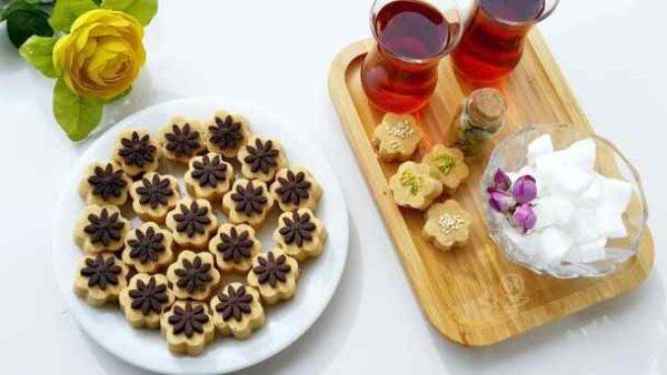 تزیینات کیک و شیرینی برای عید نوروز