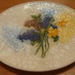 تزئین ظروف شیشه ای با پوسته تخم مرغ + تصاویر