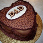تزیین کیک روز پدر