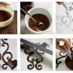 ایده های بسیار جالب برای تزیین شکلات