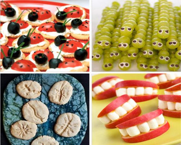 تزیین خوراکی های جشن تولد +تصاویر