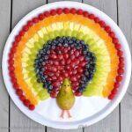 تزیین میوه برای کوچولوها