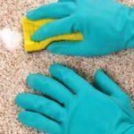 روشی سریع برای از بین بردن پرز فرش