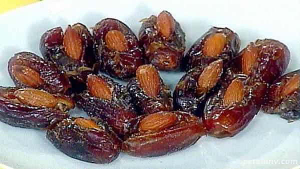 تزیین خرما در ماه رمضان