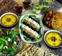 راهنمای خرید مواد غذایی در ماه رمضان