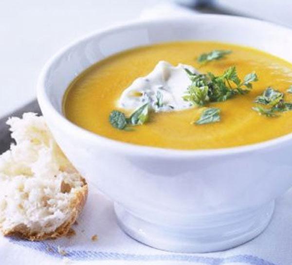 پخت سوپ برای افطار