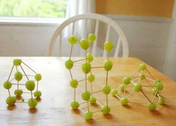ایده های بسیار جالب و خوشمزه برای استفاده از انگور +تصاویر