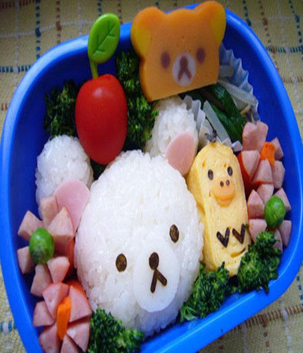 تزیینات غذای کودکان