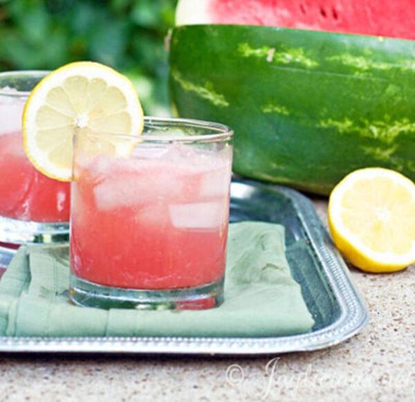 تزیین هندوانه برای مهمانی