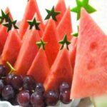 ایده های فوق العاده زیبا برای استفاده و تزیین هندوانه