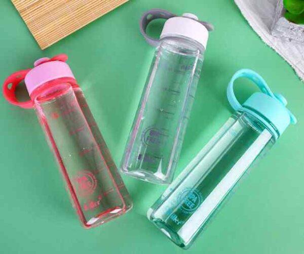 نحوه تمیز کردن انواع بطری های پلاستیکی