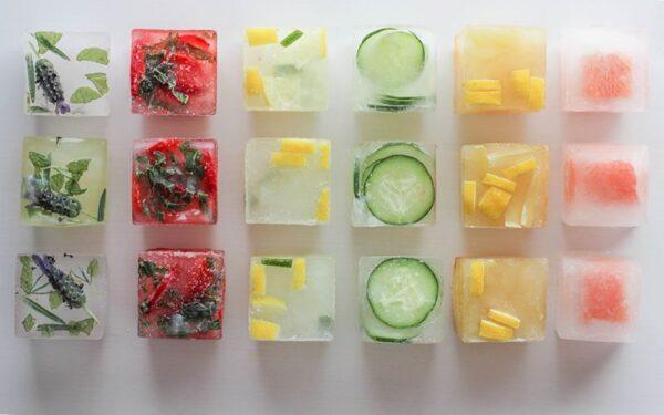 یخ میوه ای