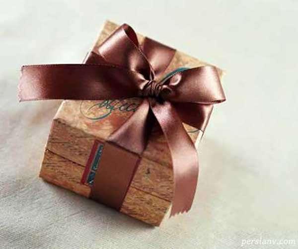 تزیین هدایای خاص