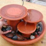آموزش ساخت یک آب نمای ساده با گلدان