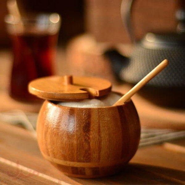 شستن ظروف چوبی
