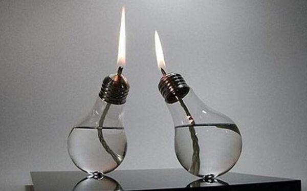 لامپ سوخته