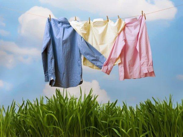 نحوه شستن انواع لباس