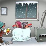 روش های گرم کردن خانه بدون وسایل گرمایشی در فصل سرما