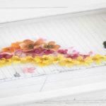نحوه تزئین عکس با گل های مصنوعی+تصاویر